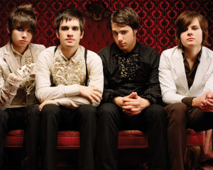 Emo superstars Panic! At the Disco are the headliners for this year's OH-Fest on April 25