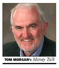 tom morgan logo