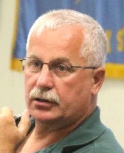"""""""I'll help,"""" said county Rep. Ed Frazier, R-Unadilla, the board's co-chair."""