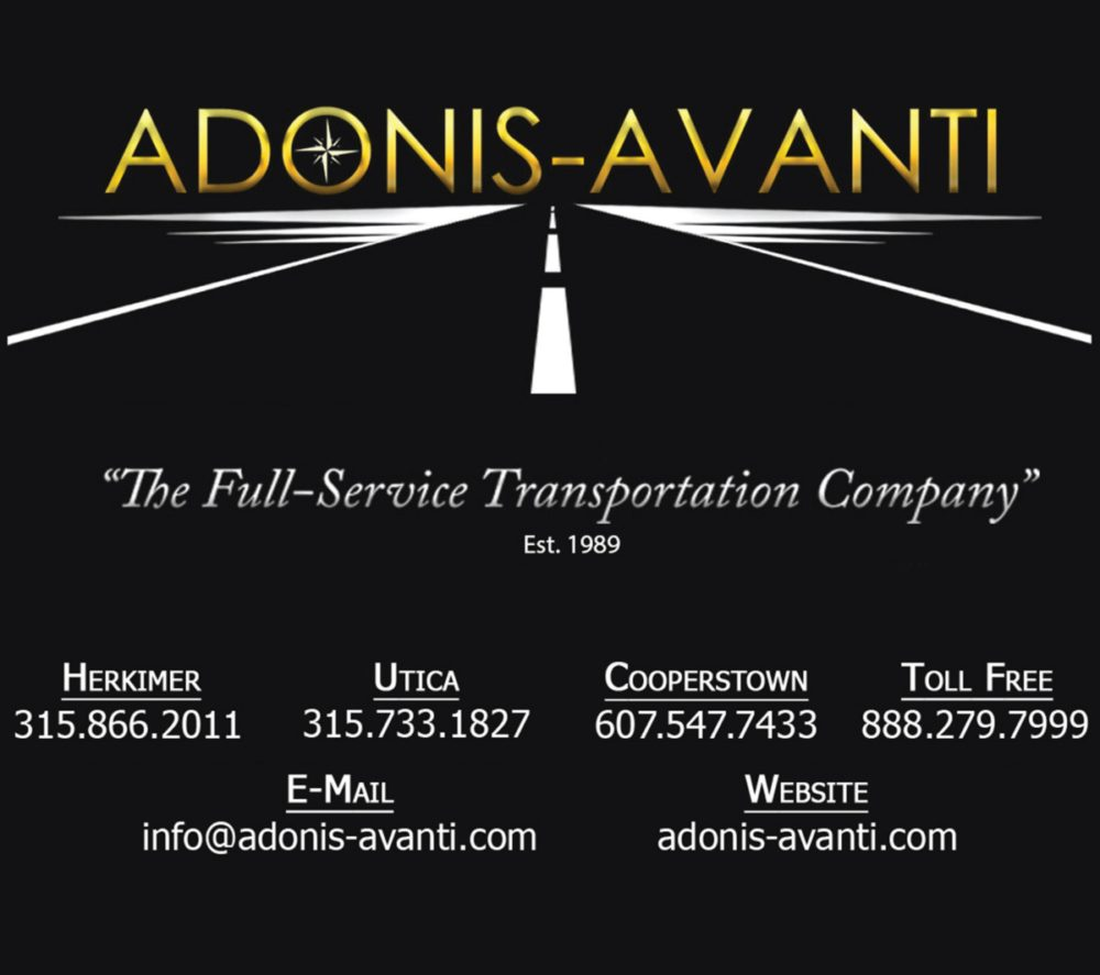 adnonis avanti wedding transportation