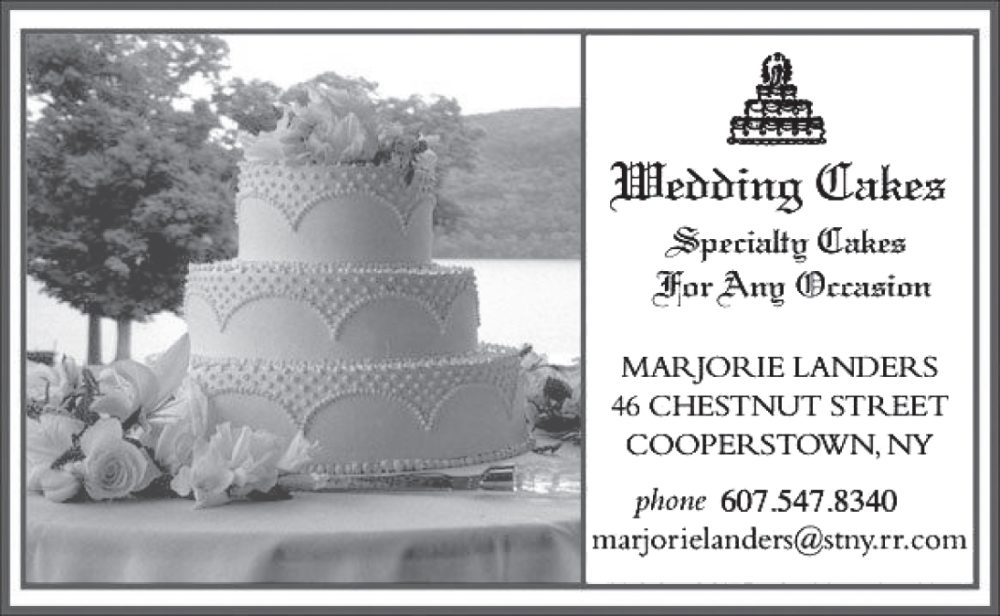 marjorie landers wedding and specialty cakes