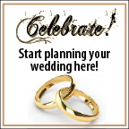 celebrate your wedding - wedding rings