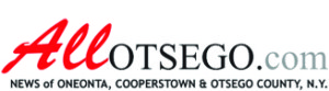 AllOTSEGO Logo: News of Oneonta, Cooperstown & Otsego County, New York.