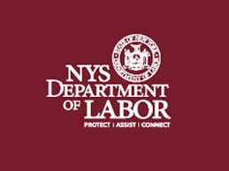 NY Department of Labor LOGO