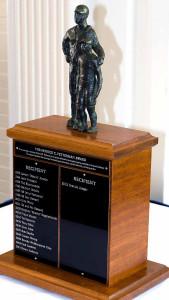 The Patrick Fetterman Award