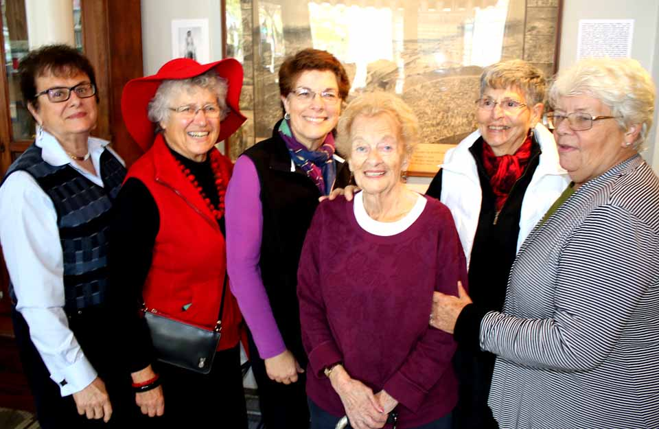 Greater Oneonta Historical Society stalwat Susan Plantz has assembled a phone bank that has begun calling GOHS supporters, soliciting items to be auctioned off at the annual auction to benefit the society at 7 p.m. Friday, Nov. 20, at the Elks Club. Silent auction begins at 5:30.