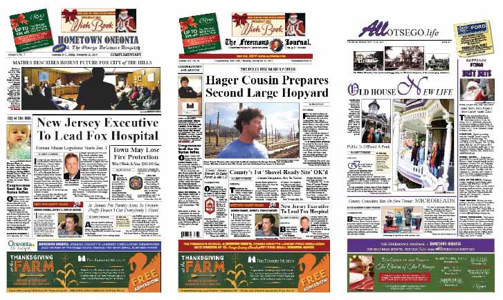 New hopyard, new Fox president, repainted Wilber Mansion, new brewery – and NO MICROBEADS! in this week's editions.