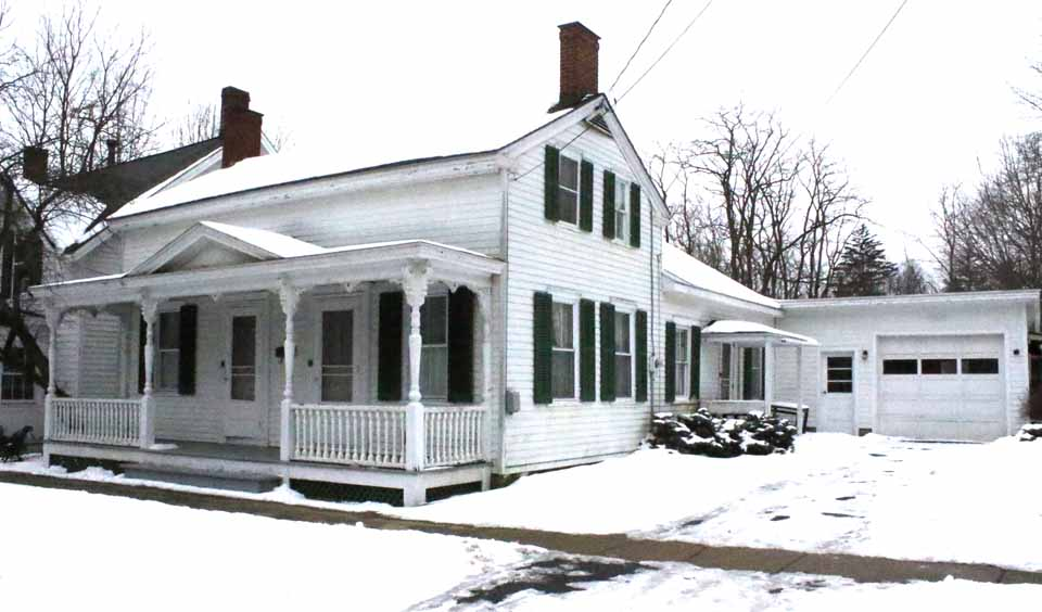 A demolition permit is being sought for 76 Fair St., Cooperstown.(AllOTSEGO.com photo)