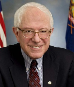 Bernie Sanders' official photo