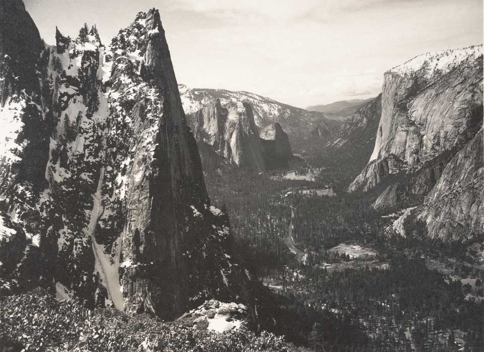 """""""Ansel Adams: Early Works,"""" opened Friday, April 1, at The Fenimore Art Museum.  (Photo courtesy NYSHA)"""