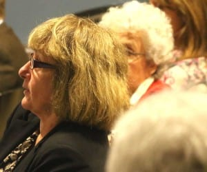 Why did the state exempt itself on minimum-wage hike, county Board Chair Kathy Clark, R-Otego, asks.