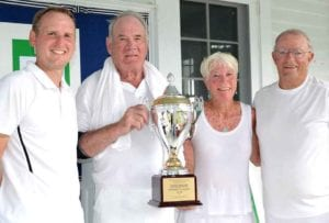Finalists in Flight B included Patrick Kinley, Bob Poulson, Maryann Dietz and Bob Holstead.