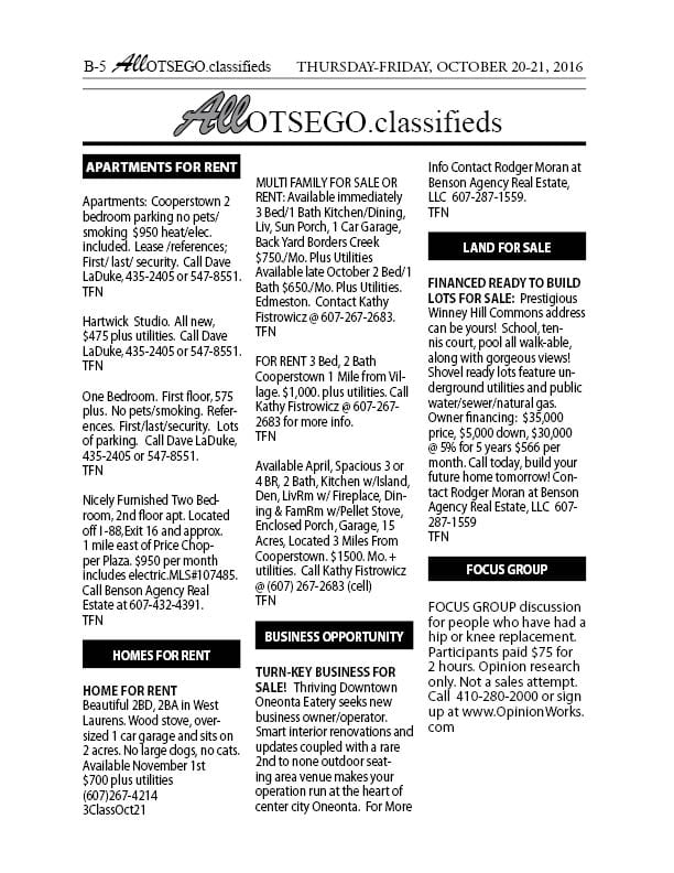 classifieds10-21-2016