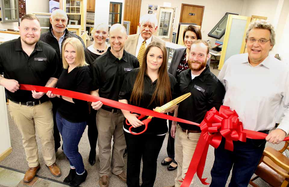 Oneonta Window Amp Door Celebrates Grand Opening Allotsego Com